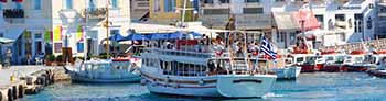 Spetses - Saronic Gulf Islands