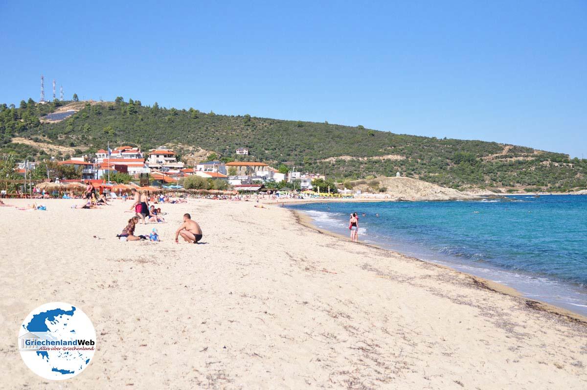 Sarti Beach Hotel Greece