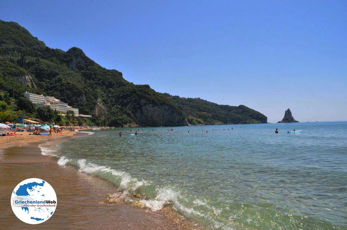 Agios Gordis Korfu Urlaub In Agios Gordis Griechenland