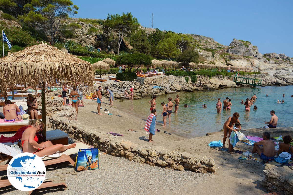 Kalithea Rhodos Urlaub In Kalithea Griechenland