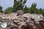 GriechenlandWeb.de De steen van Homerus in Daskalopetra - Insel Chios - Foto GriechenlandWeb.de