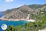GriechenlandWeb.de Verlaten Strandt aan de westkust - Insel Chios - Foto GriechenlandWeb.de