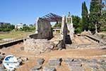 Archelogische opgravingen Mon Repos   Korfu - foto 1 - Foto GriechenlandWeb.de