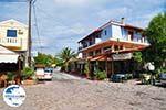 GriechenlandWeb.de Visrestaurant Mimis auf het plein van Skala Kallonis - Foto GriechenlandWeb.de