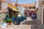 Restaurant in steegje Skala Eressos - Foto GriechenlandWeb.de