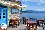 Schitterend terras van restaurant Sansibal in Molyvos - Foto GriechenlandWeb.de
