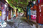 De smalle straatjes und steegjes van Molyvos foto 1 - Foto GriechenlandWeb.de