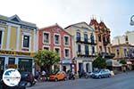 Mooie gebouwen aan de haven van Mytilini - Foto GriechenlandWeb.de