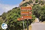 GriechenlandWeb.de In de buurt van het Spiliani klooster, de Efpalinos tunnel und het oude theater in Pythagorion - Insel Samos - Foto GriechenlandWeb.de
