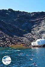 GriechenlandWeb.de Palia und Nea Kameni Santorin | Kykladen Griechenland  | Foto 79 - Foto GriechenlandWeb.de