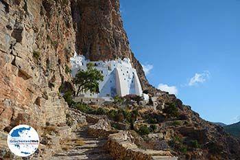 Chozoviotissa Amorgos - Insel Amorgos - Kykladen foto 78 - Foto von GriechenlandWeb.de