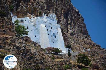 Chozoviotissa Amorgos - Insel Amorgos - Kykladen foto 503 - Foto GriechenlandWeb.de