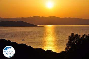 Zonsondergang Dragonera | Agkistri Griechenland | Foto 4 - Foto von GriechenlandWeb.de