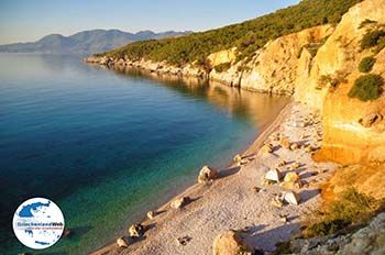De grillige kust van Agkistri | Griechenland | GriechenlandWeb.de foto 9 - Foto von GriechenlandWeb.de