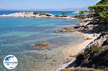 Strände und natuur Vourvourou | Sithonia Chalkidiki | GriechenlandWeb.de foto 28 - Foto von GriechenlandWeb.de