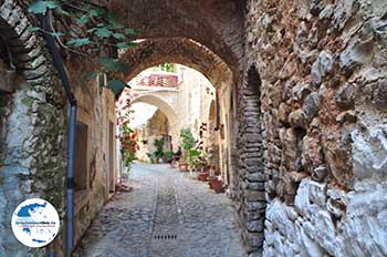 Bogen in Mesta - Insel Chios - Foto von GriechenlandWeb.de