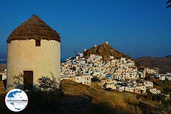 Chora Ios - Insel Ios - Kykladen Griechenland foto 138 - Foto von GriechenlandWeb.de
