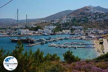 Gialos Ios - Insel Ios - Kykladen Griechenland foto 205 - Foto von GriechenlandWeb.de