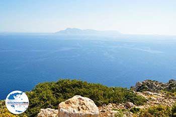 Kassos, gezien vanaf Karpathos | GriechenlandWeb.de - Kasos - Foto von GriechenlandWeb.de