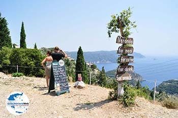 Het dorpje Lakones Paleokastritsa Korfu | GriechenlandWeb.de - foto 10 - Foto GriechenlandWeb.de
