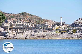 Ruines Agios Stefanos Kefalos | Insel Kos | foto 2 - Foto von GriechenlandWeb.de