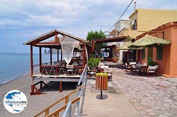 Aan het Strandt van Skala Eressos - Foto von GriechenlandWeb.de
