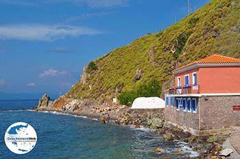 Thermale baden Eftalou Lesbos - Foto von GriechenlandWeb.de