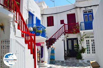 Mykonos Stadt (Chora) | Griechenland | GriechenlandWeb.de foto 58 - Foto von GriechenlandWeb.de
