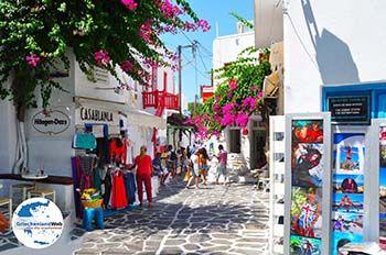 Mykonos Stadt (Chora) | Griechenland | GriechenlandWeb.de foto 67 - Foto von GriechenlandWeb.de