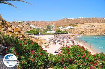 Super Paradise Strandt | Mykonos | Griechenland foto 20 - Foto von GriechenlandWeb.de