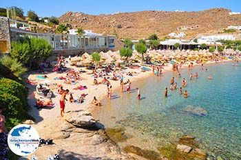 Paradise Beach Mykonos (Kalamopodi) | Griechenland | GriechenlandWeb.de foto 12 - Foto von GriechenlandWeb.de
