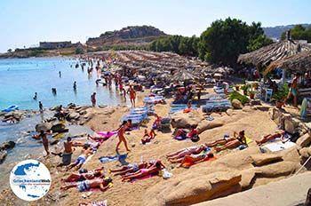 Paranga Beach Mykonos | Griechenland | GriechenlandWeb.de foto 7 - Foto von GriechenlandWeb.de