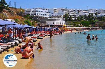Psarou beach Mykonos | Psarou Strandt | GriechenlandWeb.de foto 25 - Foto von GriechenlandWeb.de