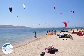Pounta (Kitesurfen zwischen Paros und Antiparos) | Griechenland foto 13 - Foto GriechenlandWeb.de