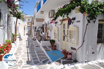 Naoussa Paros | Kykladen | Griechenland foto 74 - Foto von GriechenlandWeb.de