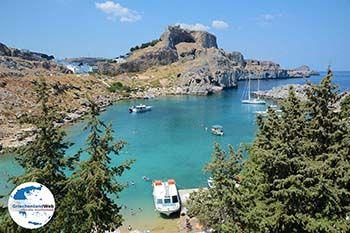 Lindos Rhodos - Rhodos Dodekanes - Foto 863 - Foto von GriechenlandWeb.de