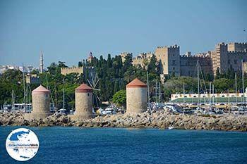 Rhodos Stadt Rhodos - Rhodos Dodekanes - Foto 1495 - Foto von GriechenlandWeb.de