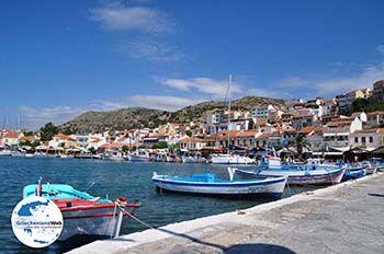 Aan de gezellige haven van Pythagorion auf Samos foto 5 - Insel Samos - Foto von GriechenlandWeb.de