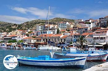Aan de gezellige haven van Pythagorion auf Samos foto 7 - Insel Samos - Foto von GriechenlandWeb.de