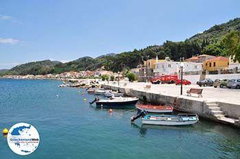 Vissersbootjes in Agios Konstandinos - Insel Samos - Foto von GriechenlandWeb.de