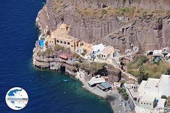 Fira Santorin   Kykladen Griechenland    Foto 0036 - Foto GriechenlandWeb.de