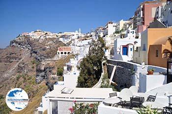 Fira Santorin   Kykladen Griechenland    Foto 0043 - Foto GriechenlandWeb.de