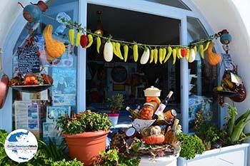 Firostefani Santorin   Kykladen Griechenland    Foto 0021 - Foto GriechenlandWeb.de