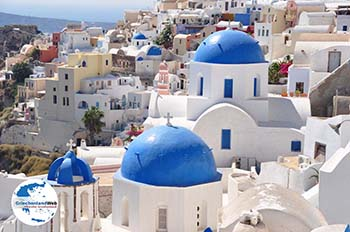 Oia Santorin | Kykladen Griechenland | Foto 1060 - Foto GriechenlandWeb.de