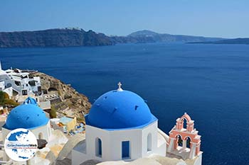 Oia Santorin | Kykladen Griechenland | Foto 1106 - Foto von GriechenlandWeb.de