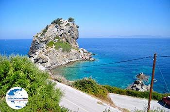Agios Ioannis Kastri | Mamma Mia kerkje Skopelos | Sporaden Griekse Gids 36 - Foto von GriechenlandWeb.de