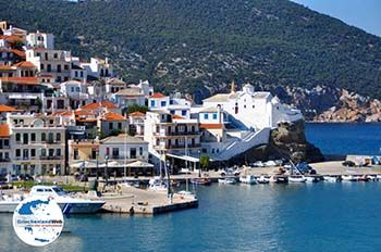 Skopelos Stadt | Sporaden | GriechenlandWeb.de foto 101 - Foto GriechenlandWeb.de