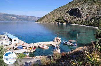 De baai van Pisaetos - Ithaki - Ithaca - Foto 006 - Foto von GriechenlandWeb.de