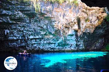 Melissani Höhle - Kefalonia - Foto 204 - Foto GriechenlandWeb.de