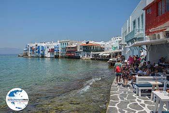 Mykonos Stadt - Chora Mykonos - Kykladen Foto 43 - Foto von GriechenlandWeb.de